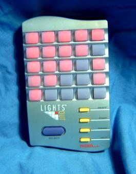 light puzzle game